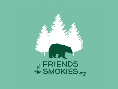 Friends of the Smokies - brand identity