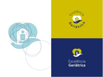 Visual Identity minimal icon vector flat logo design branding