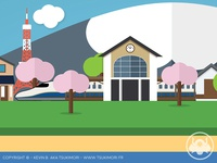 Illustration - Blog of Tsukimori