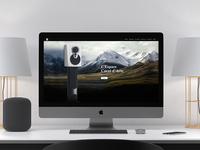 Showcase website - L'Espace Carré d'Arts (2018 version)