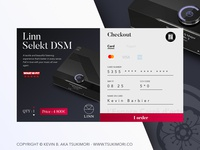 Checkout Page - Daily UI 002