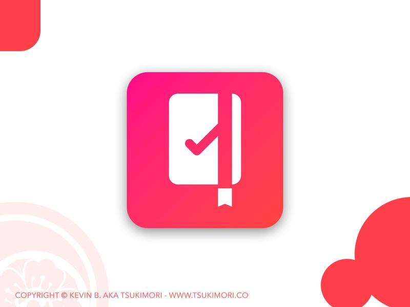 Next, To-Do app - Daily UI 005 daily ui dailyui uxui ux todo icon app uxdesign uidesign ux design ui design uiux ui
