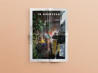 Ib Geertsen – exhibition poster