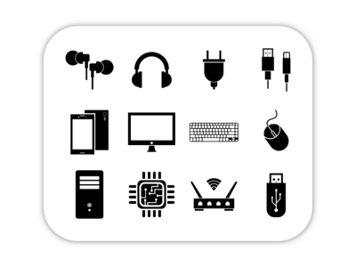 Electronic Device Icon