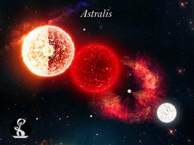 Fulldome Film: Astralis
