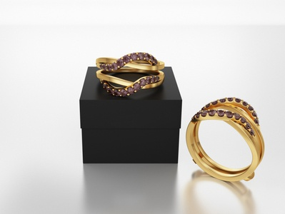 3d rings project