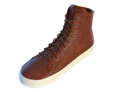 3d shoe project