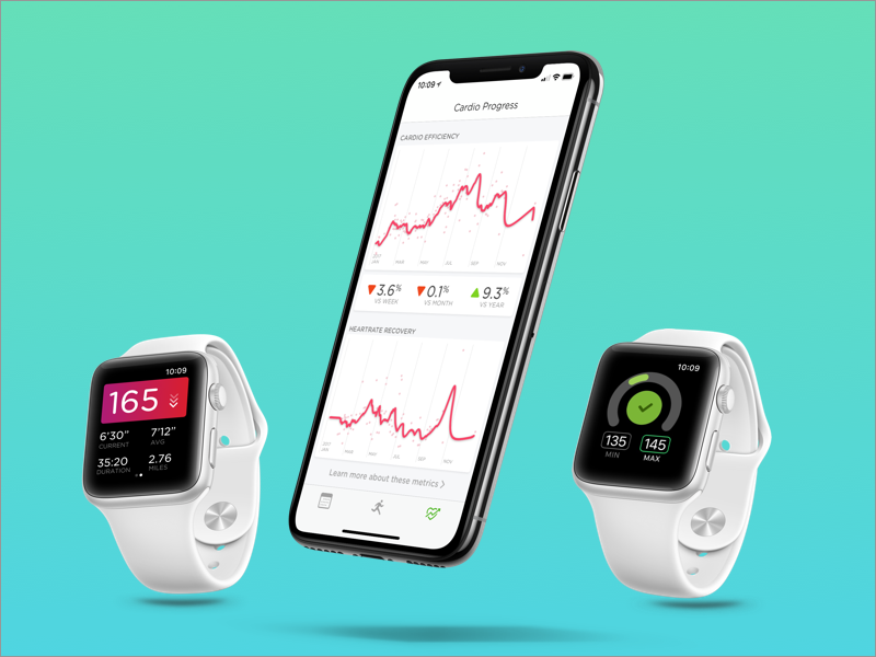 Helium apple watch fitness chart iphone ios