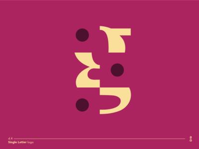 g - single letter logo