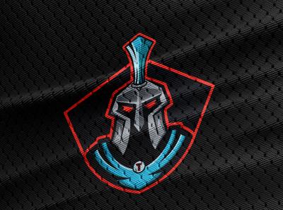 Titans Jersey trojan spartan titan vector sports t-shirt design procreate logo illustration