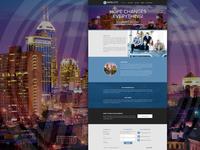 Hope City Church Website
