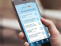 AllertMe App