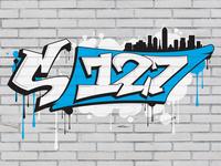 S127 Grafitti Dribbble