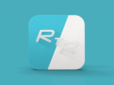 Race the Runway App Icon app ux app-icon logo youilabs