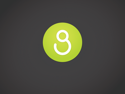 Genestobeans.ca logo branding green prenatal birth