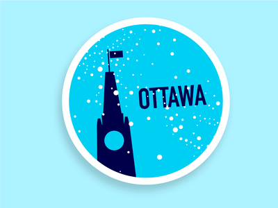 Ottawa sticker