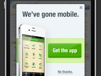 iPhone Redirect iphone ios mobile redirect browser safari button