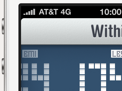 Withings Redesign ios iphone charts scale