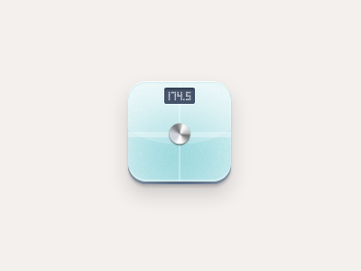 Withings iOS Icon Isolated ios icon icon iphone ios