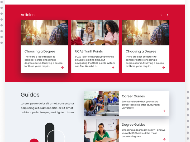 Uni Compare | University Online Comparison Website | PengYi Labs