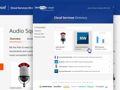 Cloud Services Directory