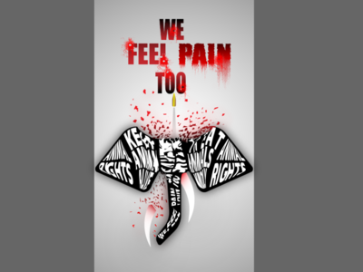 We feel pain too!