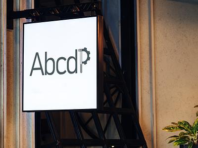 abcp logo illustrator logotype logodesign screw company company logos logo project logo