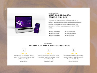 SIMPLE WEBSITE DESIGN design adobexd simple onepage adobe xd website