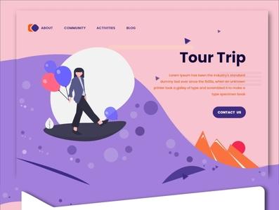 Website Trip