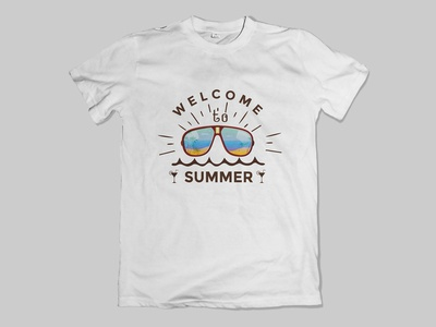 Welcome to Summer T-Shirt