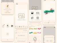 Design UI TextNeagar Light Mode