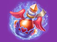 Magic Spell Illustration