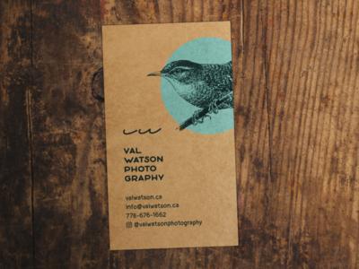 Logo & business card concept