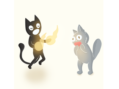 DTIYS Challenge illsutration sketching cat digital art dtiys drawing