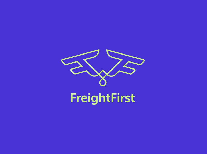 LogoCore - Day 04: Freight First Logo