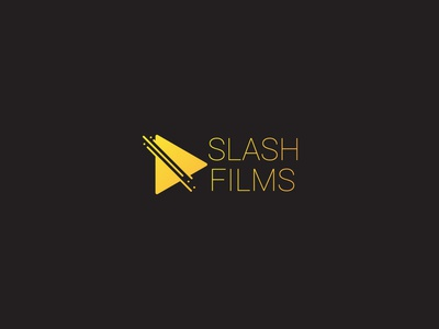 LogoCore Challenge - Day 06: Slash Films