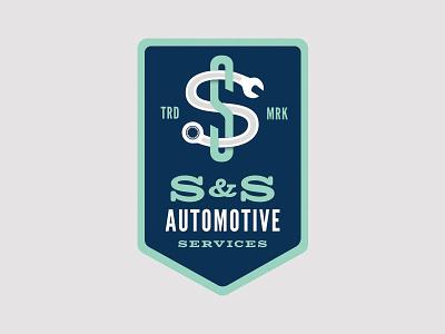 S&S Logo wrench monogram double s s