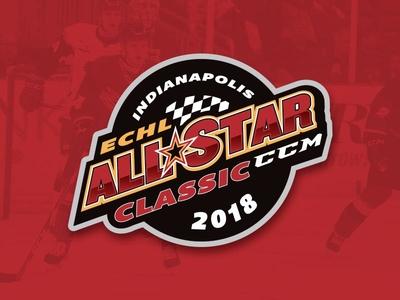 ECHL All Star Classic logo