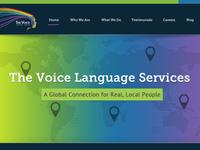The Voice Language Services