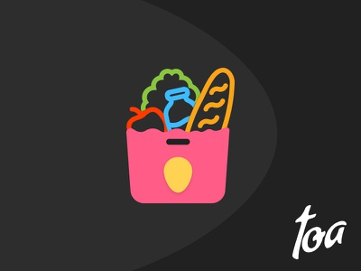 toa recipies store android ios app mobile ux ui shop grocery food e-commerce