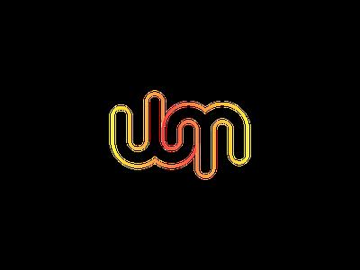 WM e 3e 33 3 wm m w brand man woman agency logo