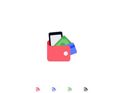 Easy Money Manager design branding ios android business ui ux logo app mobile