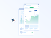 Mobile Dashboard Design and Interactions – A Flinto Tutorial