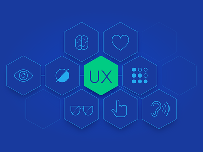 UX and the Importance of Web Accessibility disability accessibility product design user experience ui design ux design ux ui illustration
