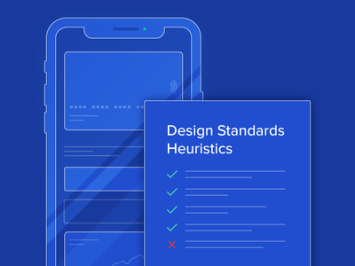 The Fundamental Guide to Mobile Usability heuristics apps prototype wireframe product design user experience ui design ux design ux ui illustration