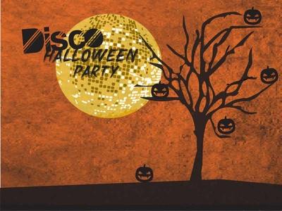 Disco Halloween Party