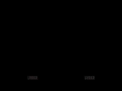 LVRKR Logo logo design identity branding logo lvrkr