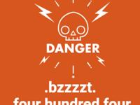 Danger 404