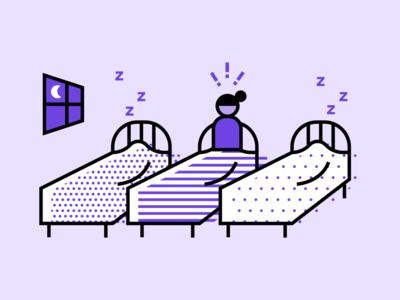 Losing Sleep Over Money