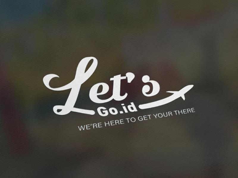 Logo Let's go.id logo
